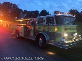 Edgmont Fire Company Engine 64-2