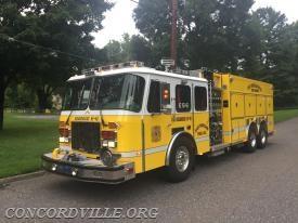 East Whiteland Fire Company Engine 5-5