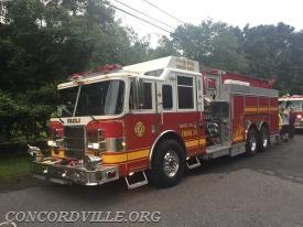 Paoli Fire Company Engine 3-5