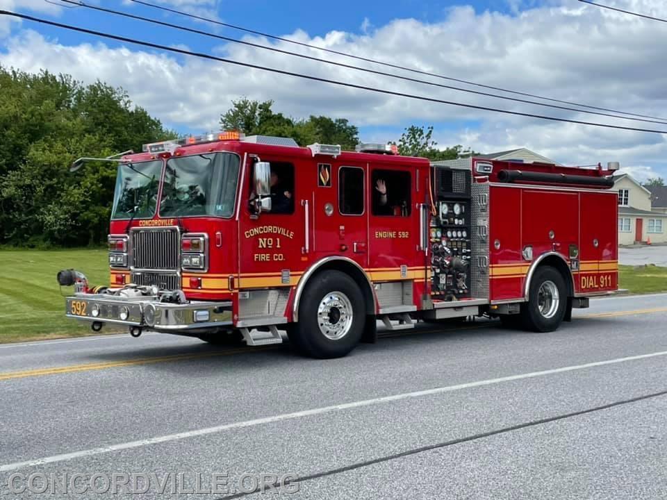 Engine 592