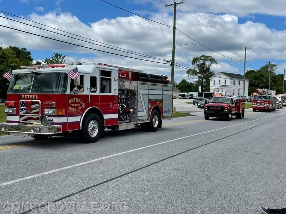 Squad, Utility and Truck 66